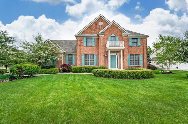 6465 Meadow Glen Drive N, Westerville, OH 43082 (MLS #220015884) :: Susanne Casey & Associates