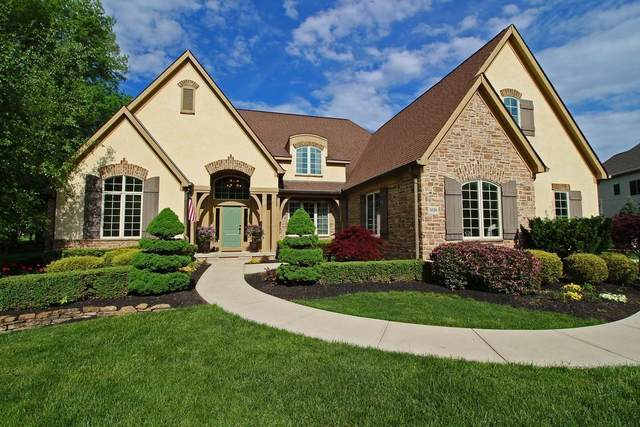 9339 Naples Lane, Dublin, OH 43016 (MLS #220015889) :: The Holden Agency