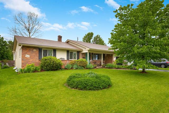 3181 Angela Drive, Grove City, OH 43123 (MLS #220015897) :: Exp Realty