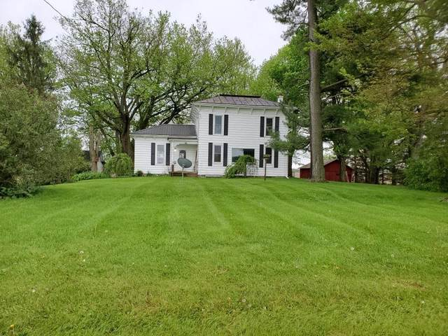 7191 Township Road 87, Mount Gilead, OH 43338 (MLS #220015907) :: The Holden Agency