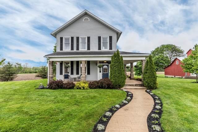 11700 Lower Green Valley Road, Mount Vernon, OH 43050 (MLS #220015908) :: Berkshire Hathaway HomeServices Crager Tobin Real Estate