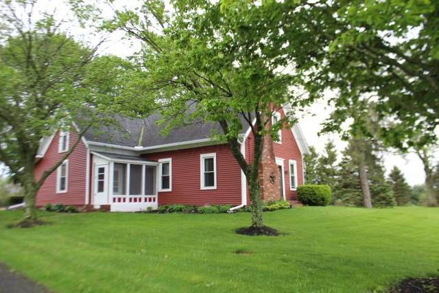 4498 Hall Road, Centerburg, OH 43011 (MLS #220015915) :: Sam Miller Team