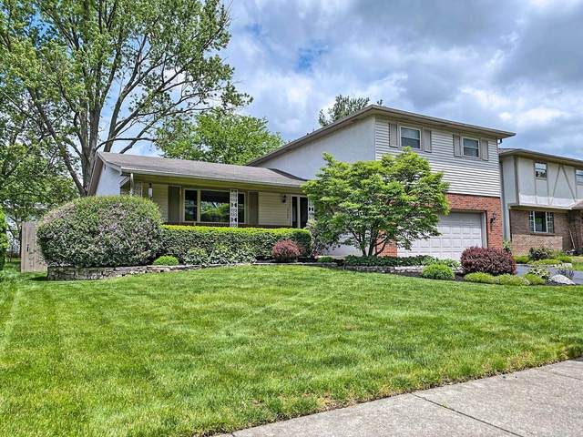 2766 Patrick Avenue, Columbus, OH 43231 (MLS #220015954) :: Sam Miller Team