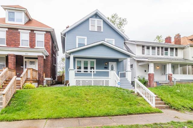947 S Champion Avenue, Columbus, OH 43206 (MLS #220015966) :: Sam Miller Team
