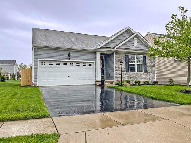 281 Butterfly Drive, Sunbury, OH 43074 (MLS #220015987) :: Exp Realty