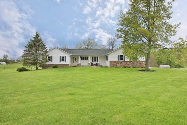 6565 Township Road 199, Centerburg, OH 43011 (MLS #220016016) :: The Holden Agency