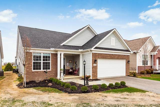 12229 Rooster Tail Drive, Pickerington, OH 43147 (MLS #220016018) :: Signature Real Estate