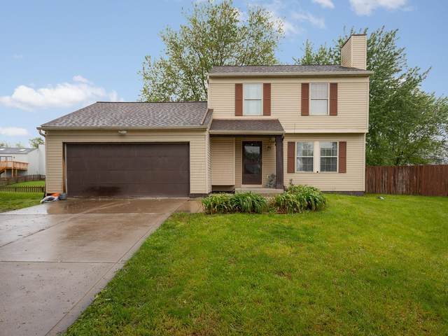 3314 Draycott Court, Reynoldsburg, OH 43068 (MLS #220016020) :: Berkshire Hathaway HomeServices Crager Tobin Real Estate