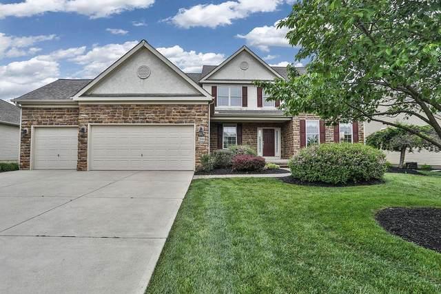 2684 Loris Way, Grove City, OH 43123 (MLS #220016033) :: Berkshire Hathaway HomeServices Crager Tobin Real Estate