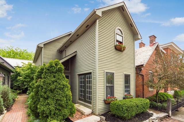 618 Mohawk Street, Columbus, OH 43206 (MLS #220016035) :: The Willcut Group