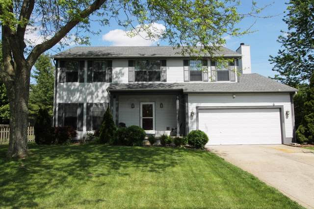 990 Brindle Court, Reynoldsburg, OH 43068 (MLS #220016056) :: The Holden Agency