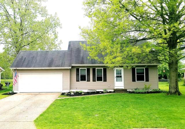 45 Southview Drive, Sunbury, OH 43074 (MLS #220016060) :: Exp Realty