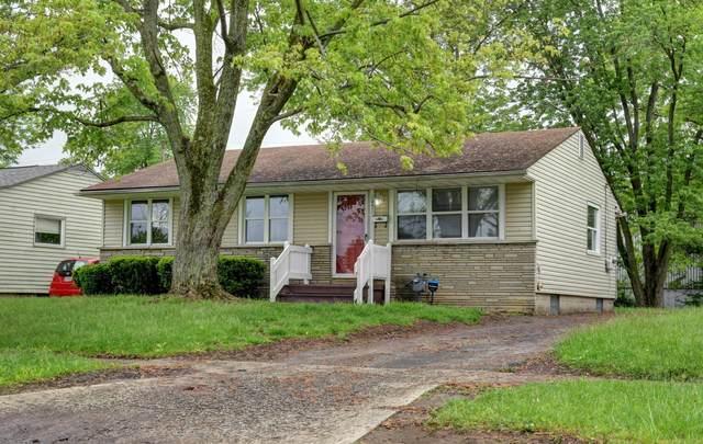 1451 Vilardo Lane, Columbus, OH 43227 (MLS #220016066) :: The Willcut Group