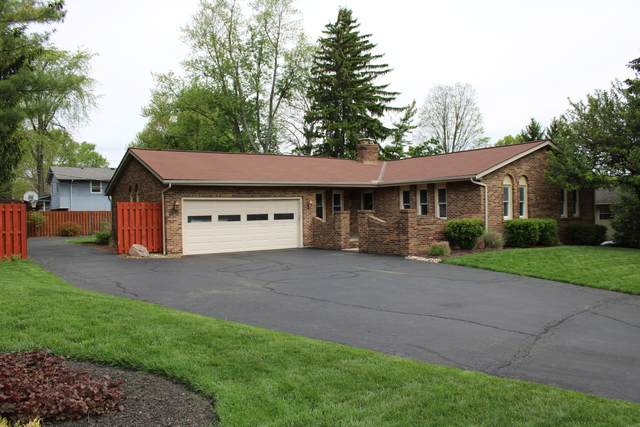 5821 Rocky Rill Road, Columbus, OH 43235 (MLS #220016070) :: The Willcut Group