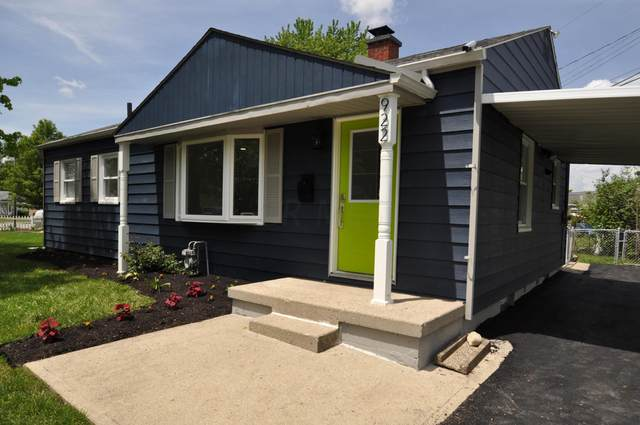 922 Lenore Avenue, Columbus, OH 43224 (MLS #220016072) :: The Willcut Group
