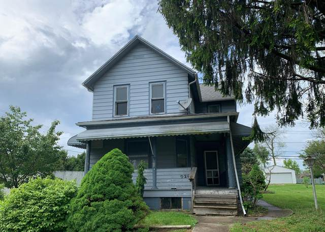 526 Seroco Avenue, Newark, OH 43055 (MLS #220016082) :: The Holden Agency