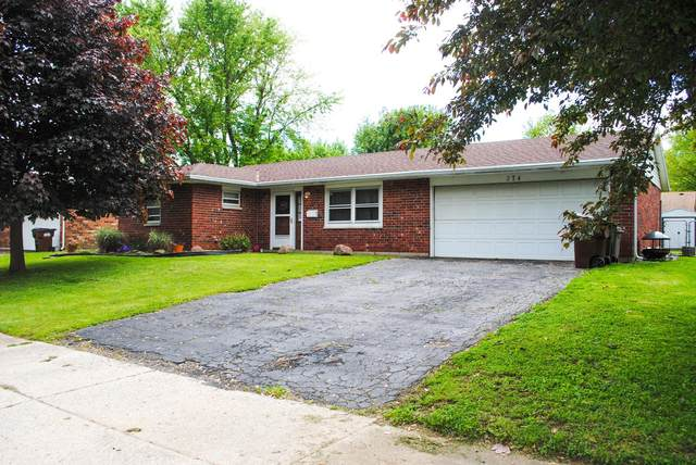 574 Wisconsin Drive, Xenia, OH 45385 (MLS #220016098) :: Signature Real Estate