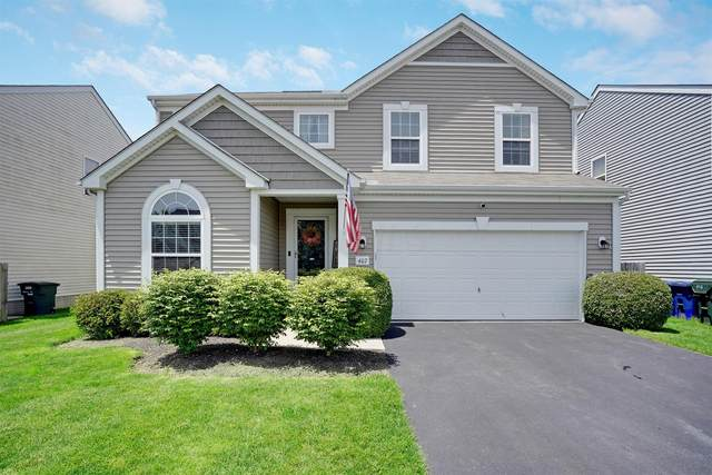 407 Mogul Drive, Galloway, OH 43119 (MLS #220016101) :: Berkshire Hathaway HomeServices Crager Tobin Real Estate