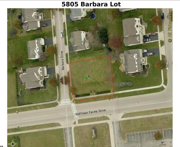 5805 Barbara Drive, Hilliard, OH 43026 (MLS #220016126) :: The Clark Group @ ERA Real Solutions Realty