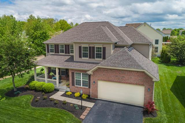 6867 Golden Way, Powell, OH 43065 (MLS #220016143) :: Susanne Casey & Associates
