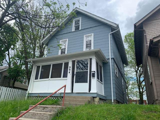 994 E Whittier Street, Columbus, OH 43206 (MLS #220016144) :: RE/MAX ONE