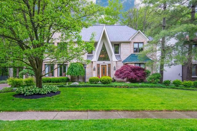8137 Linden Leaf Circle, Columbus, OH 43235 (MLS #220016149) :: Berkshire Hathaway HomeServices Crager Tobin Real Estate