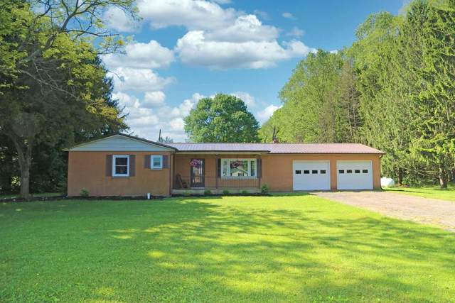 9304 Mount Gilead Road, Fredericktown, OH 43019 (MLS #220016190) :: Berkshire Hathaway HomeServices Crager Tobin Real Estate