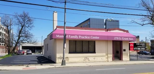 270 S Grant Avenue, Columbus, OH 43215 (MLS #220016214) :: Signature Real Estate