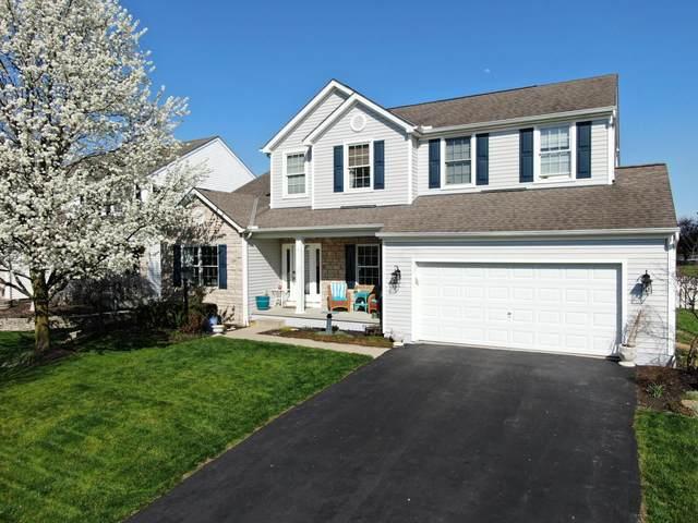 289 Linden Circle, Pickerington, OH 43147 (MLS #220016233) :: Signature Real Estate