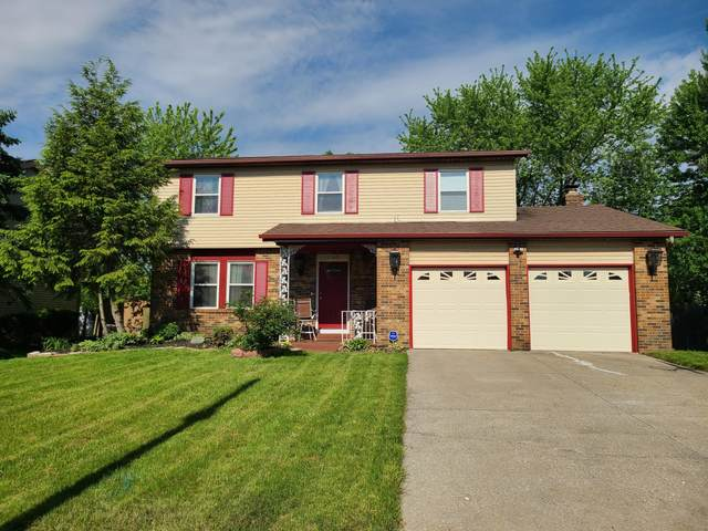 2165 Belltree Drive, Reynoldsburg, OH 43068 (MLS #220016236) :: Berkshire Hathaway HomeServices Crager Tobin Real Estate