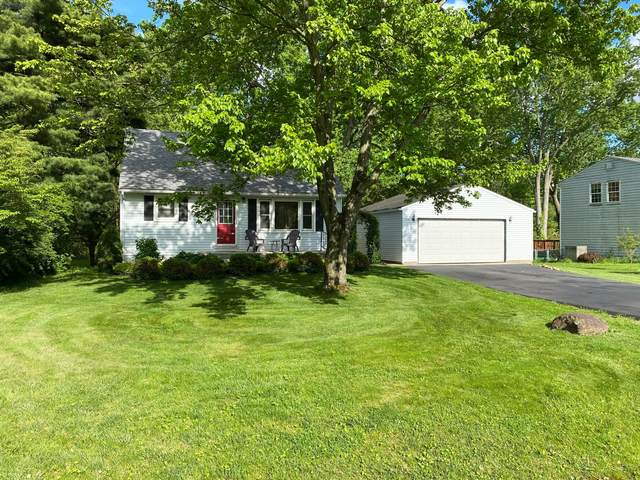 100 Willow Run Drive, Pickerington, OH 43147 (MLS #220016242) :: Signature Real Estate