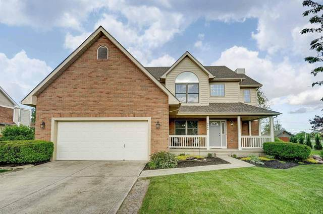 4866 Briargrove Drive, Groveport, OH 43125 (MLS #220016252) :: The Raines Group