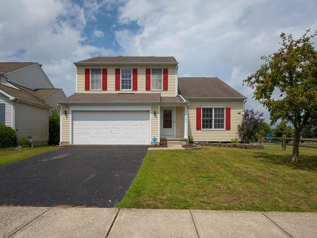 7192 Oliver Winchester Drive, Canal Winchester, OH 43110 (MLS #220016256) :: Berkshire Hathaway HomeServices Crager Tobin Real Estate