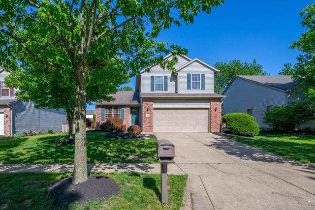 122 Fieldcrest Drive, Delaware, OH 43015 (MLS #220016260) :: Signature Real Estate