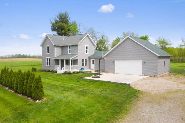 12649 Vans Valley Road, Galena, OH 43021 (MLS #220016267) :: Signature Real Estate
