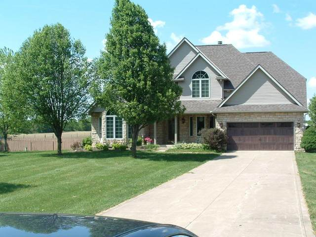 16901 Hartford Road, Sunbury, OH 43074 (MLS #220016280) :: Keller Williams Excel