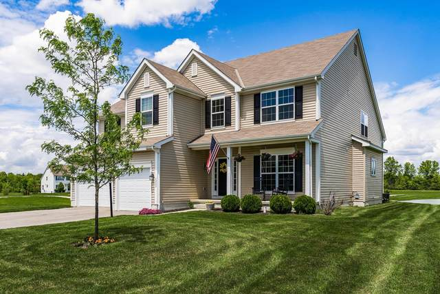 6205 Streamside Drive, Galena, OH 43021 (MLS #220016289) :: Berkshire Hathaway HomeServices Crager Tobin Real Estate
