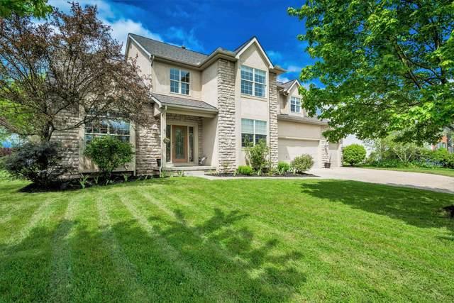 8661 Oakshire Drive, Pickerington, OH 43147 (MLS #220016292) :: Signature Real Estate
