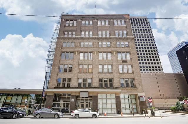110 N 3rd Street #605, Columbus, OH 43215 (MLS #220016295) :: Signature Real Estate
