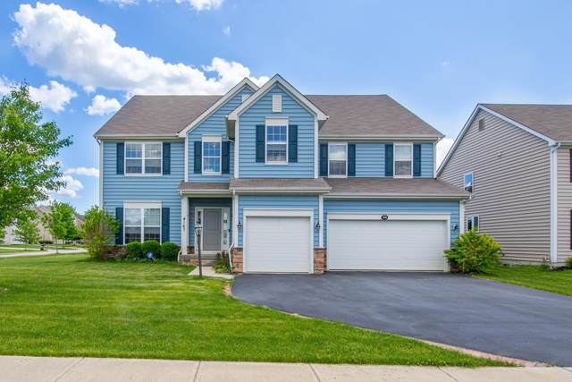4167 Daylily Drive, Powell, OH 43065 (MLS #220016297) :: Berkshire Hathaway HomeServices Crager Tobin Real Estate