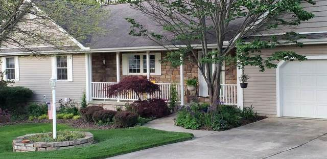 5065 Pine Valley Drive, Zanesville, OH 43701 (MLS #220016306) :: The Holden Agency