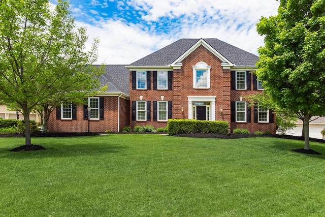 7815 Calvert Court, Dublin, OH 43016 (MLS #220016311) :: Core Ohio Realty Advisors