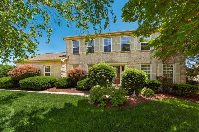 7035 Pine Hollow Drive, Westerville, OH 43082 (MLS #220016334) :: Signature Real Estate