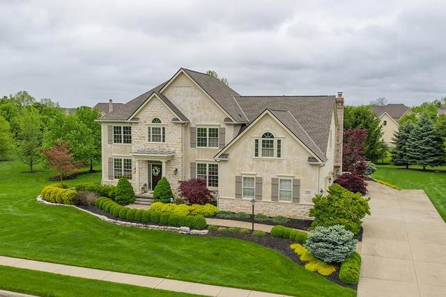 5400 Schuette Drive, Powell, OH 43065 (MLS #220016347) :: Berkshire Hathaway HomeServices Crager Tobin Real Estate