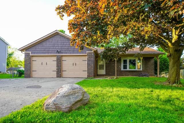 350 Sheryl Drive, Pickerington, OH 43147 (MLS #220016364) :: Signature Real Estate