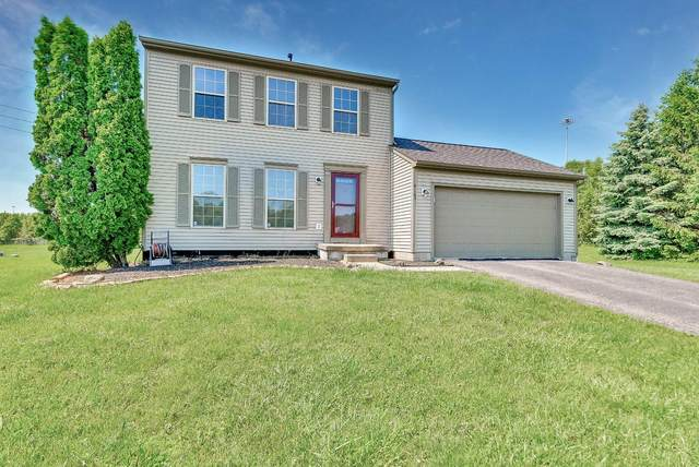 4163 Portobello Drive, Columbus, OH 43230 (MLS #220016384) :: Berkshire Hathaway HomeServices Crager Tobin Real Estate