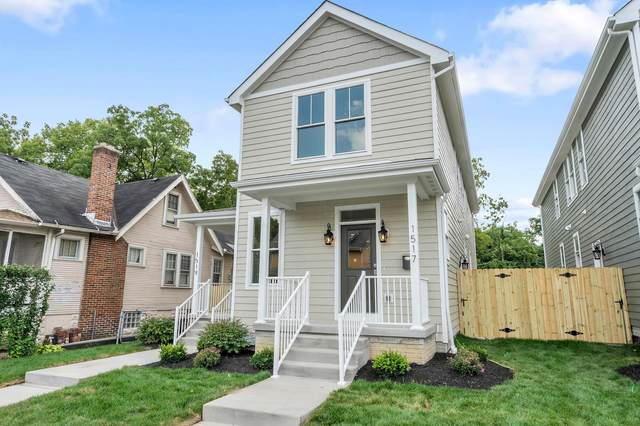1517 Oak Street, Columbus, OH 43205 (MLS #220016385) :: Berkshire Hathaway HomeServices Crager Tobin Real Estate