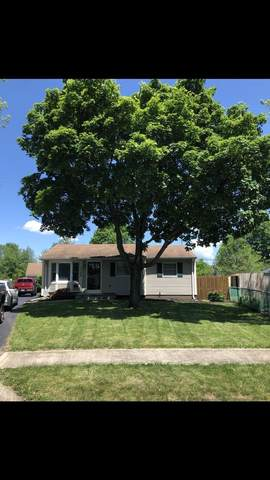 3786 Higbee Drive E, Columbus, OH 43207 (MLS #220016390) :: Berkshire Hathaway HomeServices Crager Tobin Real Estate