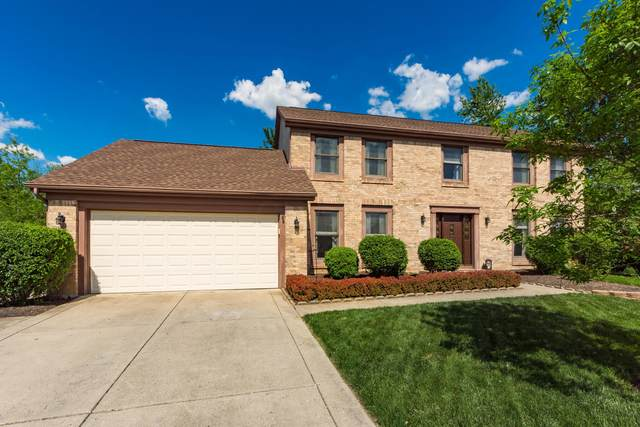 4939 Drymen Court, Dublin, OH 43017 (MLS #220016392) :: Exp Realty