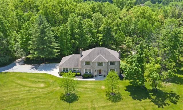 4625 Cascade Drive, Powell, OH 43065 (MLS #220016406) :: Signature Real Estate